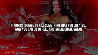 Lil' Kim - Ether (Lyric Video) HD