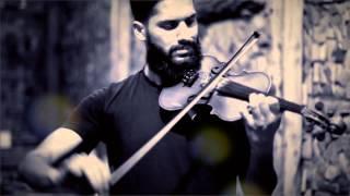Halo Gharib , Solo Violin - ( Tornado 1 )  عازف الكمان المبدع [One Take Music Video]