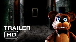Five Nights at Freddy's The Movie Official Trailer (2018)- Horror Movie HD Teaser