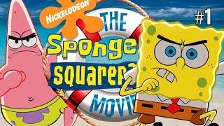 Twitch Livestream | The SpongeBob SquarePants Movie Game Part 1 [Gamecube]