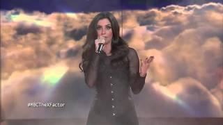 MBC The X Factor -لاتويا-Drunk in Love- العروض المباشرة
