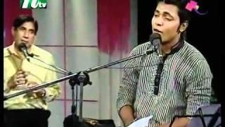 Classic Bangla Movie Song Amar Buker Modhey Khane By Nancy Arfin Rumi - YouTube