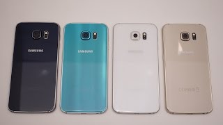 Samsung Galaxy S6: Farben und erster Eindruck