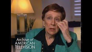 Jean Stapleton discusses Edith's death on