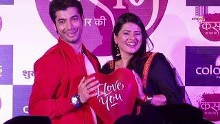 Kasam Tere Pyaar Ki| Uncut Full Episode |30th April |Colors Tv | On location