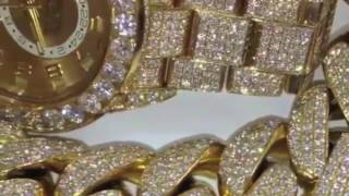 BOOSIE - Lab Made Jewlery (Text) 646-439-5861 INSTAGRAM - @DiamondGods