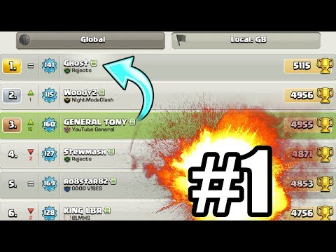 HE KNOWS IM COMING FOR HIM 🔥 Clash Of Clans 🔥 TOP 200 GLOBAL