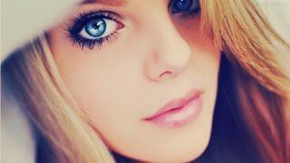 Olhos azul turquesa + Cabelo liso 【 ÁUDIO SUBLIMINAL 】