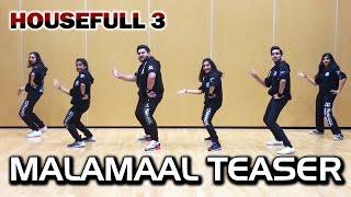 MALAMAAL Video Song | HOUSEFULL 3 | Dance Choreography Teaser - Trishool | Akshay Kumar