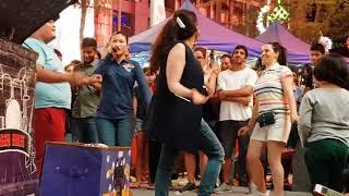 Boro boro ,,nurul ajak awek arab menari sekali