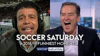 Best of Soccer Saturday | End of Season Funnies 2018/19
