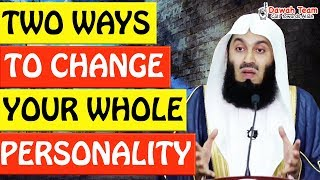 🚨TWO WAYS TO CHANGE YOUR WHOLE PERSONALITY  🤔 ᴴᴰ