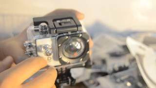 انبوكسنق كاميرا sj4000 | كاميرا زي القوبرو وبسعر مره رخيص