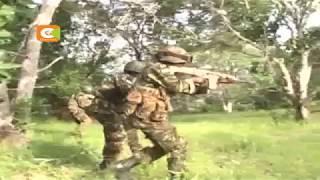 Al Shabaab attack Lamu police post