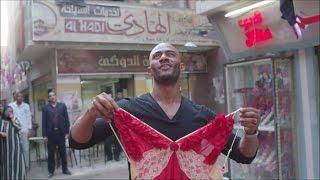 مسلسل الاسطورة - انتقام ناصر الدسوقي من مرسي وتصويره بقميص نوم  - محمد رمضان