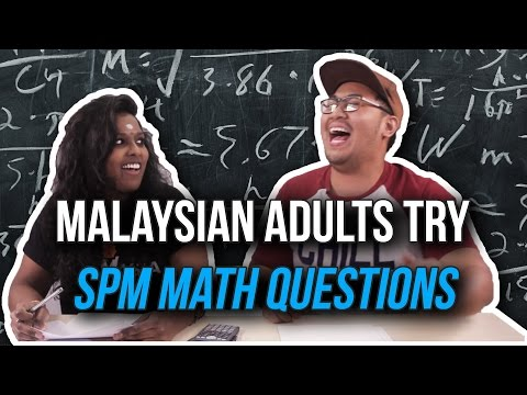 Xxx Mp4 Malaysian Adults Try SPM Math Questions 3gp Sex