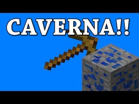 Mega Caverna Minecraft