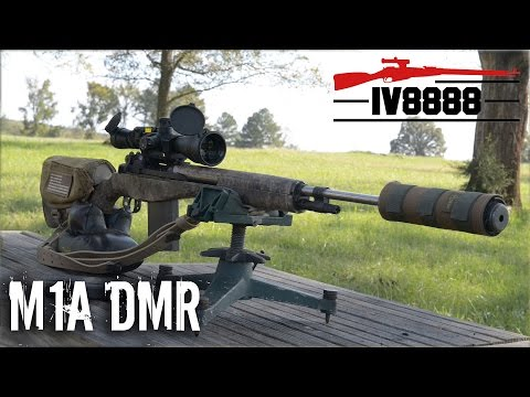 M1A DMR Suppressed