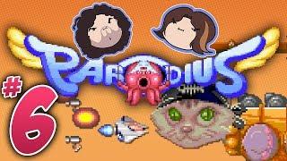 Parodius: Arin Poops His Pants - PART 6 - Game Grumps