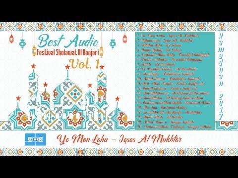 Full Sholawat Hadrah Al-Banjari Paling Merdu Bikin Bapeeeer Vol.1