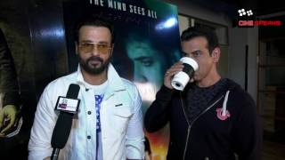 Exclusive interview of Ronit and Rohit Roy