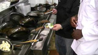 Hot Wok Crispy Squid with Hot Wok Chilli Sauce