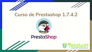 Curso de PrestaShop - Vídeo 1