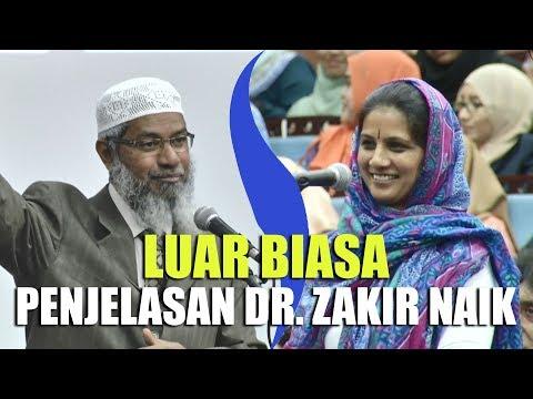 Xxx Mp4 Penjelasan LOGIS Dr Zakir Naik Membuat WANITA HINDU Ini MASUK ISLAM 3gp Sex