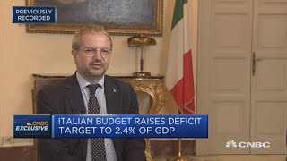 Proposed budget is what Italy needs to cope with lack of growth: Lega advisor   Street Signs Europe