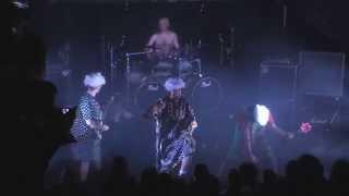 Serrabulho & Trash Circus - Atomic Fart @ XXXapada na Tromba, RCA Club, Lisboa [PT] - 24.01.15