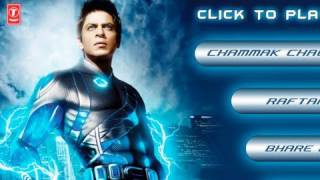 Ra.One Full Songs | Jukebox Feat. ShahRukh Khan
