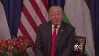 President Trump Says He
