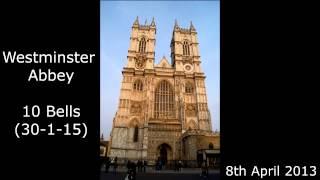 Westminster Abbey Bells