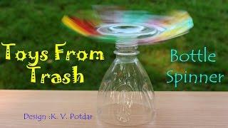 Bottle Spinner   English