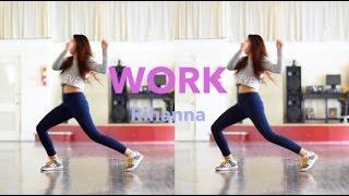 Work - Rihanna Dance Cover @MattSteffanina Choreography