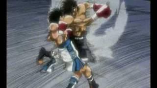 Champion Road: Ippo vs Sendo