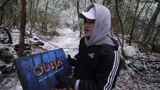 SCARIEST OUIJA Board in The Aokigahara Japanese Suicide Forest! (Warning)