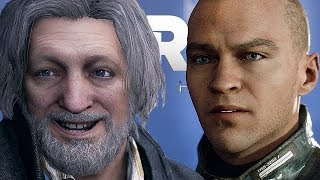 VIOLENT OR PEACEFUL STATEMENT ??  - DETROIT : Become Human Part 7