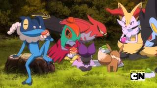 Pokemon XY and Z Episode 1 English Dubbed HD