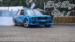 Drift Day Vol 3 CHARKAS Bmw E30 V8 (engine E39 M5)