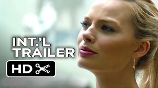 Focus Official UK Trailer #1 (2015) - Will Smith, Margot Robbie Movie HD
