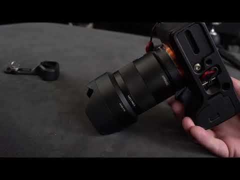 Xxx Mp4 A7R Iii A7iii Really Right Stuff Baseplate BA9 Vs Sony Pinky Grip GP X1EM 3gp Sex