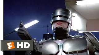 RoboCop (4/11) Movie CLIP - You're Coming with Me (1987) HD
