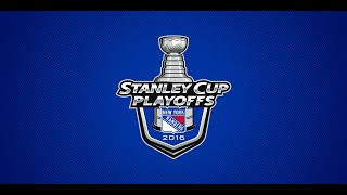 New York Rangers All Goals From The 2016 Stanley Cup Playoffs
