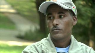 [Part 1] HRCE's Elsa Chyrum Interviews Eyob Bahta ( Ex Eiraeiro Prison-Guard)