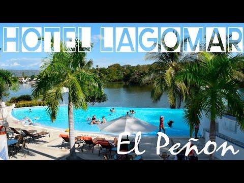 Viaje Reseña Hotel Lagomar El Peñon Turismo En Girardot Colombia Buffet 4 Piscinas Tarabita Cabañas