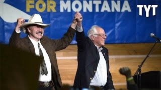 Bernie Joins Rob Quist: Is The Political Revolution About To Sweep Montana?