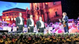André Rieu in South Africa-Nessun Dorma by The Platin Tenors