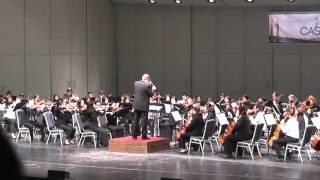 CODA 2016 California All State Jr. High School Orchestra -