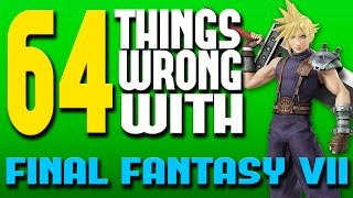 64 Things WRONG With Final Fantasy VII